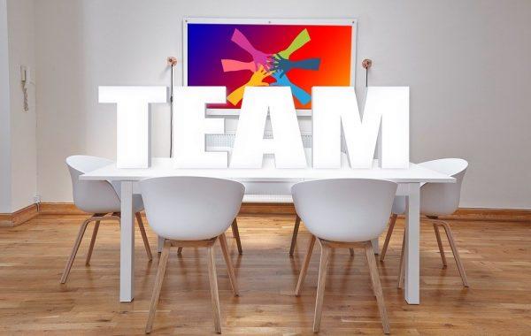 Ontwikkeling van teams